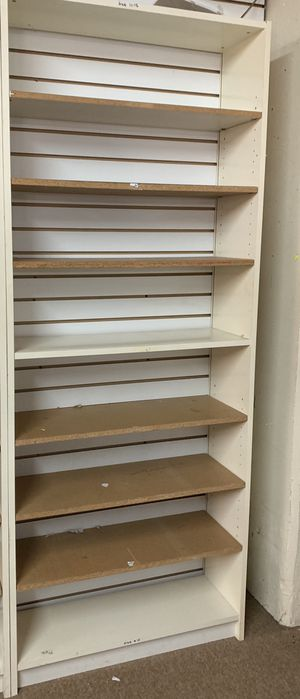 5 Bookcase shelving units- sold as lot for Sale in Boston, MA
