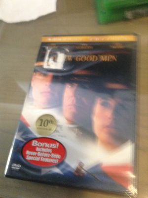 Dvd a few good men for Sale in Hialeah, FL