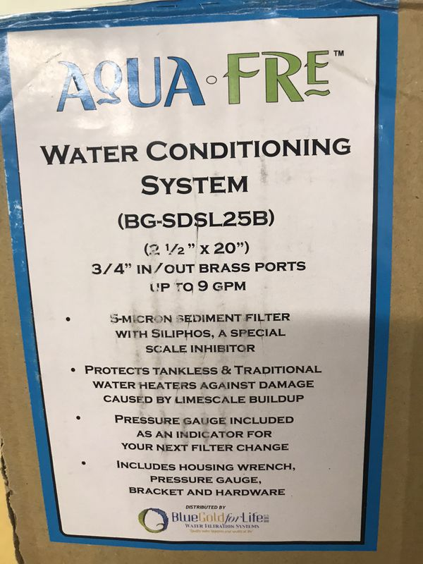 """2.5""""x20"""" Tankless & Traditional Water Heater Systems SKU: BG-SDSL25B"""