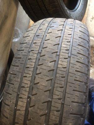 2 tires. 275/55/20. Decent tread left for Sale in New Martinsville, WV