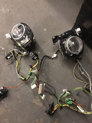 projector headlights complete for Sale in Brooklyn, NY