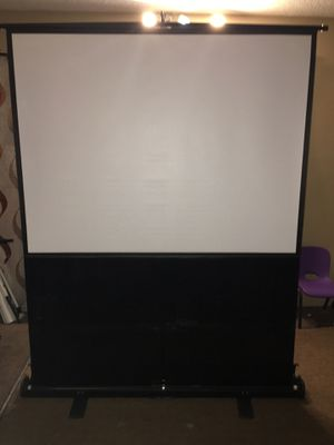 Screen projector for Sale in Anaheim, CA