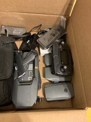 DJI Mavic Pro Fly More Combo for Sale in Phoenix, AZ