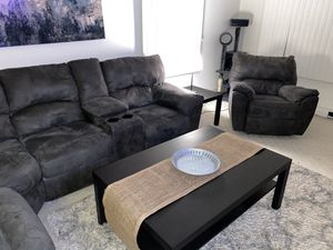 Sectional Couch & Recliner for Sale in Yorktown, VA