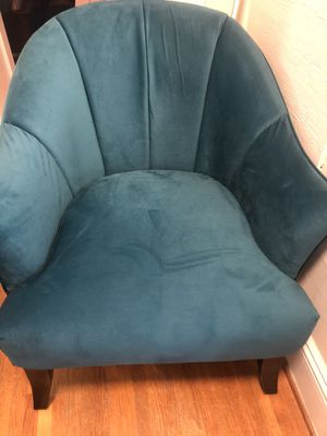Decorative Chair $90 OBO! I paid $149 for Sale in Blackstone, VA