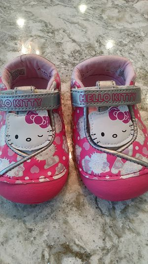 Stride Rite Hello Kitty shoes for Sale in Riverview, FL