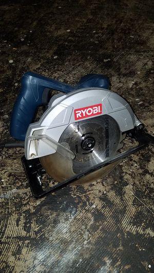 "Ryobi corded circular saw 7-1/4"" for Sale in Alexandria, VA"