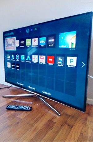 "55"" SAMSUNG LED SMART HDTV THIN ( FREE DELIVERY ) for Sale in Lynwood, CA"