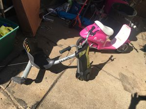 Two scooters for Sale in Buffalo, NY