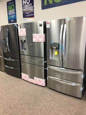 🔥NEW APPLIANCES🔥REFRIGERATORS🔥WASHERS DRYER SETS for Sale in Spring, TX