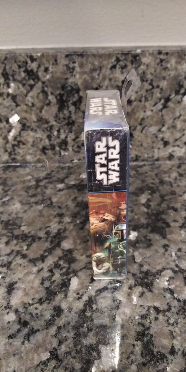 Star Wars playing card set Star Wars Ep IV V VI Classic Trilogy