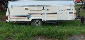 StarCraft pop up camper for Sale in Huffman, TX