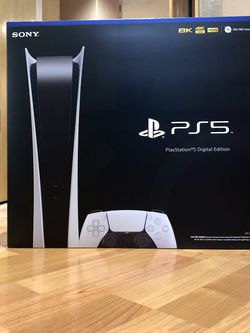 PS5 Playstation 5 Digital Edition for Sale in Beaverton,  OR
