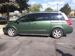 2004 Nissan Quest Mini Van for Sale in Salt Lake City, UT