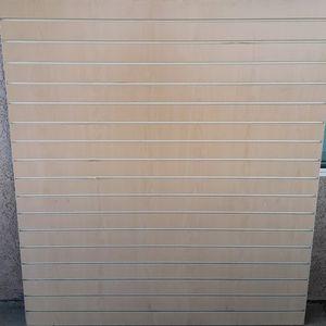 Slatwall Sheets for Sale in Hesperia, CA