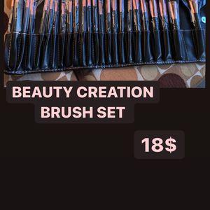 Beauty Creations Brush Set for Sale in Santa Ana, CA