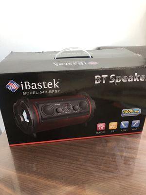 IBasket bluetooth speaker for Sale in Los Angeles, CA