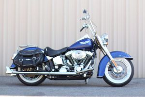 Harley Davidson 2006 FLSTN Softail Deluxe Motorcycle - ONLY 5,121 MILES! for Sale in Fontana, CA