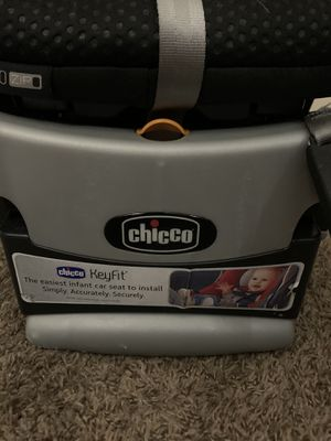Chicco KeyFit zip infant car seat for Sale in Edgewater, CO