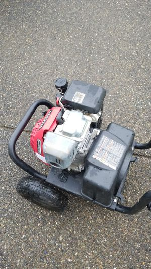 Honda pressure washer 5hp engine, motor for Sale in Kent, WA