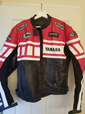 Joe Rocket Yamaha Motorcycle Jacket Leather for Sale in York, PA