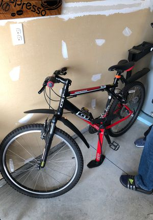 Bike and pump for Sale in West Richland, WA