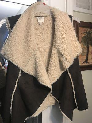 Fur vest for Sale in Columbus, OH