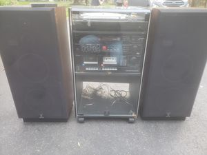 Classic Sherwood Stereo Rack System for Sale in Scotch Plains, NJ