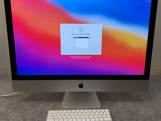 "iMac 27"" 5K 2019 for Sale in North Bend,  WA"