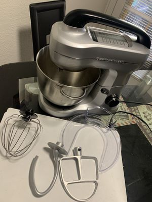 Hamilton Beach 7 speed stand mixer for Sale in Phoenix, AZ