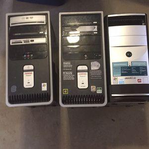 3 computers for Sale in Boston, MA
