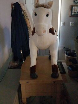 Used Stuffed Pony for Sale in Overgaard,  AZ