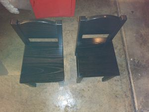 Kids wooden chairs for Sale in Federal Way, WA