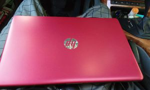 Brand New just taken out the box hp 17 touchscreen slim laptop paid 399 plus tax with antivirus =$438.89 for Sale in San Jose, CA