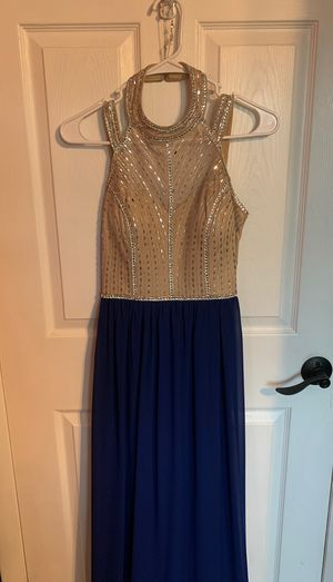 Blue prom dress for Sale in Middletown, PA