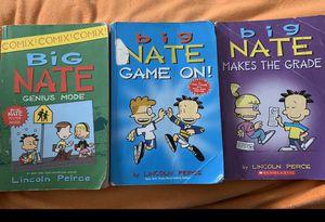 Big Nate books for Sale in Fontana, CA