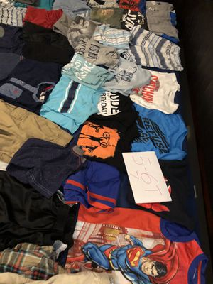 Kids clothes 12 months to 6t pants $4 shorts $3 shirts $2 sweaters $5 for Sale in Oviedo, FL