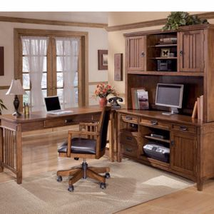 Ashley Furniture Cross Island Home office for Sale in San Diego, CA