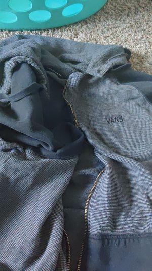Vans 1xl black jacket for Sale in Aurora, CO