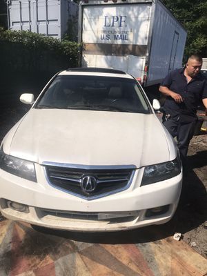 Acura TSX 2005 For Parts Only for Sale in Springfield, VA