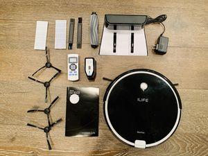 iLife A6 Robot Vacuum Cleaner + Accessories for Sale in Fairfax, VA