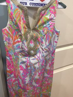 Lilly Pulitzer Shift Dress for Sale in Chicago,  IL