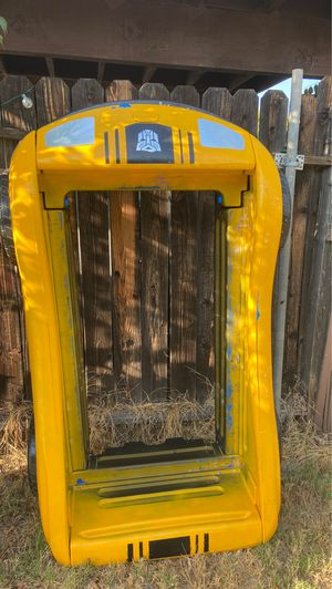 Little Tikes Custom Bumblebee Transformers Toddler Bed for Sale in Bostonia, CA