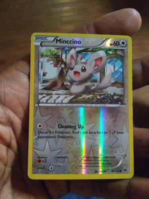 MINCCINO POKEMON CARD for Sale in Atlanta, GA