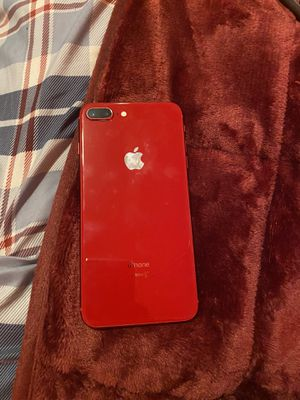 I phone 8 plus red for Sale in Lennox, SD