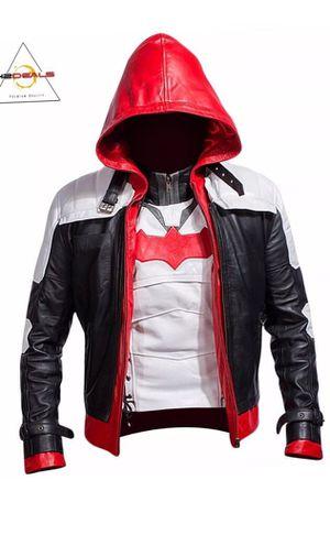 $119 VALUE Batman XL Motorcycle Jacket with Vest XL for Sale in Orange, CA