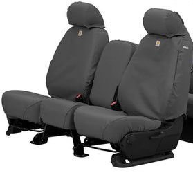 2008-2013 SIERRA SLE SILVERADO LTZ CREW CAB CARHARTT SEAT COVERS 5.3 V8 4.8 V8 4.3 for Sale in Naperville,  IL