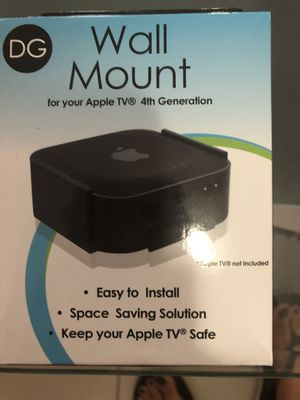 Wall mount for Apple TV 4 generation for Sale in West Palm Beach, FL