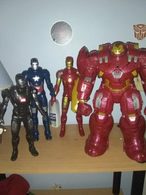 Avengers Assembble Talking action figures for Sale in Baltimore, MD