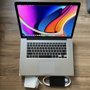 "Sept 2016 512GB SSD 15"" MacBook Pro i7 2.5GHz Quad Core Retina Fast Performance like 2017 better Than 19 or 2020 13"" for Sale in Los Angeles, CA"